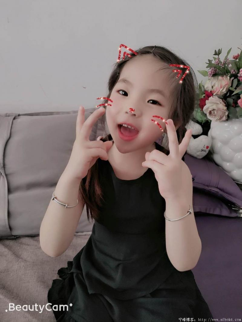 图片分享20190528期 宁梓涵