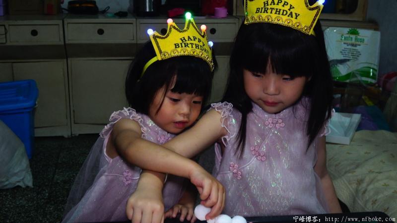 视频分享 宁梓涵宁雪羽5周岁生日
