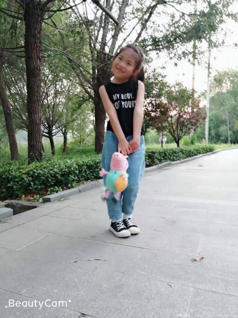 图片分享20190908期 宁梓涵